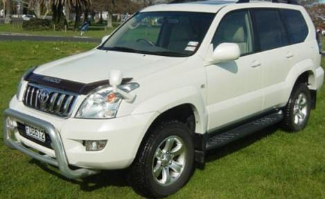 Luxury Toyota Prado Nairobi